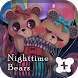 Cute wallpaper-Nighttime Bears by +HOME by Ateam