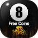 New 8 Ball Pool Coins Tips