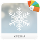 XPERIA™ Winter Snow Theme by Sony Mobile Communications