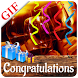 Congratulations Animated GIF by Fireball Solutions