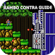 Rambo Contra Tricks For Game by PROGAME STUDIOS