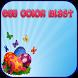 Egg Color Blast by QAAYA