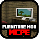 Furniture Mod for Minecraft PE by 4meVikings