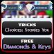 Diamonds Choices Stories You
