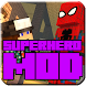 Superhero Mod for Minecraft PE by Loonberen