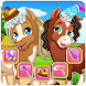 Horse makeover hair salon by LPRA STUDIO