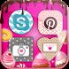 Cute Icon Changer for Girls by Apiju Fenfo