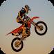 Motorcross In Action Wallpaper