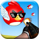 Angry Shooter Gun Camera & Thug Life Birds in AR by Droids Experience
