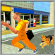 Criminal Escape Dog Chase 3D by Gear Games Club