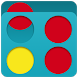 4 in a row Multiplayer - Connect four discs ! by Seagll Games