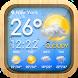 6 Days Weather Forecast & Widget