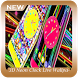 3D Neon Clock Live Wallpaper by Bahamuth Apps
