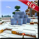 Igloo Village map for MCPE by Best Fan Maps MCPE