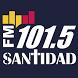 FM SANTIDAD 101.5 by TripleAPP