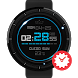 Eclipse watchface by Delta by WatchMaster