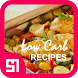 250+ Low Carb Recipes by Startup Media