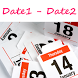 Date Diff by ARGHAM BYTES