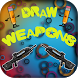 How to Draw Weapons by theapkhub