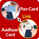 Link PAN Card & Aadhar Card by Pro Photo Editor Apps