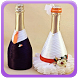 Bottle Decoration Idea Gallery by White Clouds