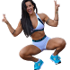 Intense Tabata Abs Workout by EDELY STUDIOS