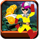 Temple Punch Run Man by Zamel Apps