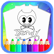 bendy coloring pages by Pro-coloring-app