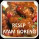 Resep Ayam Goreng by MIEStudio
