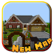 Traditional Mansion MCPE map by Jansen Studios