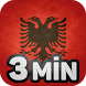 Aprender albanés en 3 minutos by 3-MIN-SOFTWARE