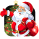 Santa Claus Xmas Live WP by Happy Friday