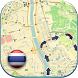 Thailand Offline Map by Free Offline Maps & Guides