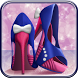Fashion Shoe Maker Games 3D by Cute Girly Apps