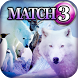 Match 3 - Winterland Creatures by Difference Games LLC