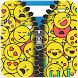Emoji Zipper Lock Screen New by AppLock-AppTheme