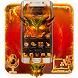 Fire Hell Dragon Theme by Launcher Fantasy
