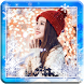 Winter Photo Frame Collage by PomCoongLa