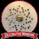 Decorative Mirrors by dezapps