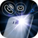 Flash Alert On Call And SMS - Flashlight On Call
