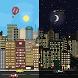 Pixel Cityscape Live Wallpaper by Stevey Jones