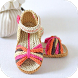 Crochet Kid Boots by Robert Sandoval