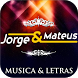Jorge e Mateus Musica Letras by deviceappsplay