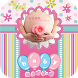 Baby Girl Shower Photo Frames by DV Studio