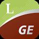 German-Czech Dictionary by Lingea