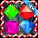 Jewel Crush Deluxe Gems New 2! by Games Keren Bray