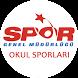 Okul Sporları Bilgi Yönetimi by SALDEMSOFT