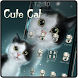 Cute Cat Kitty Theme by Hot Launcher