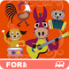 Town Musicians of Bremen -FREE by FORii, Inc.