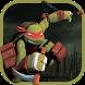 Ninja Adventure Turtle by EppGen Ltd.